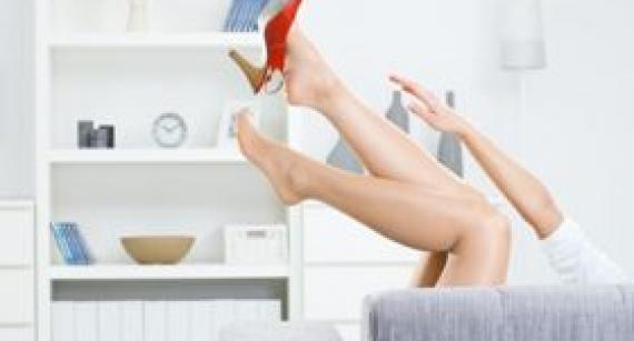 Уход за ногами при варикозном расширении вен