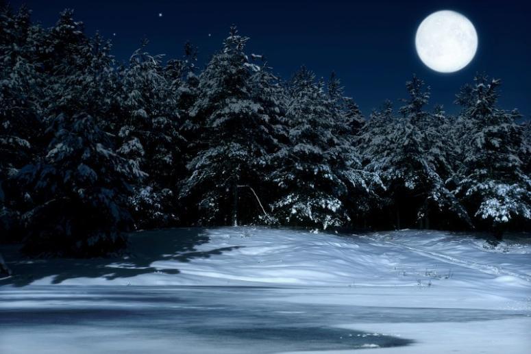 Лунный календарь на январь 2013 года