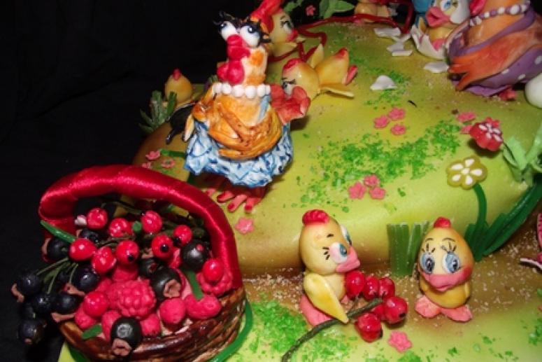 Что приготовить на Пасху? Пасхальный торт