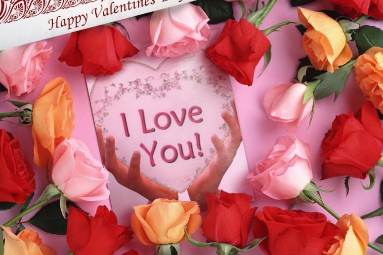 Открытки и картинки на День Святого Валентина