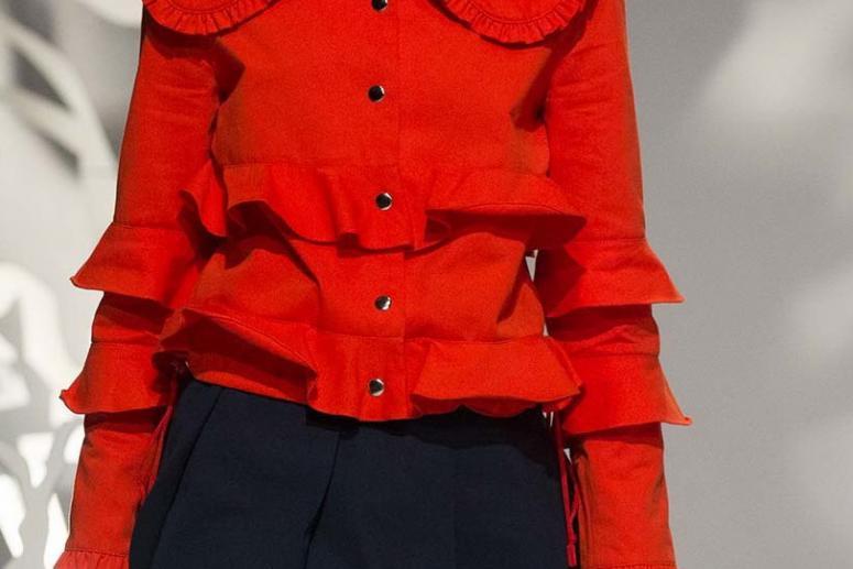 Модные пиджаки осень-зима 2015-2016. ФОТО