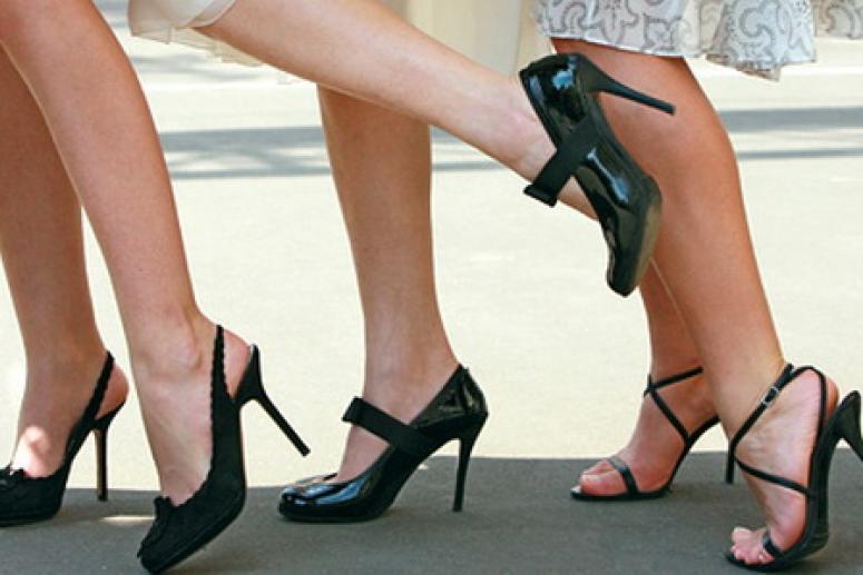 История появления каблуков