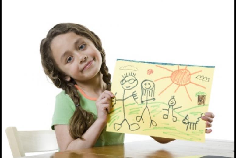 Рисование детей, что и как рисует ребенок в разном возрасте?