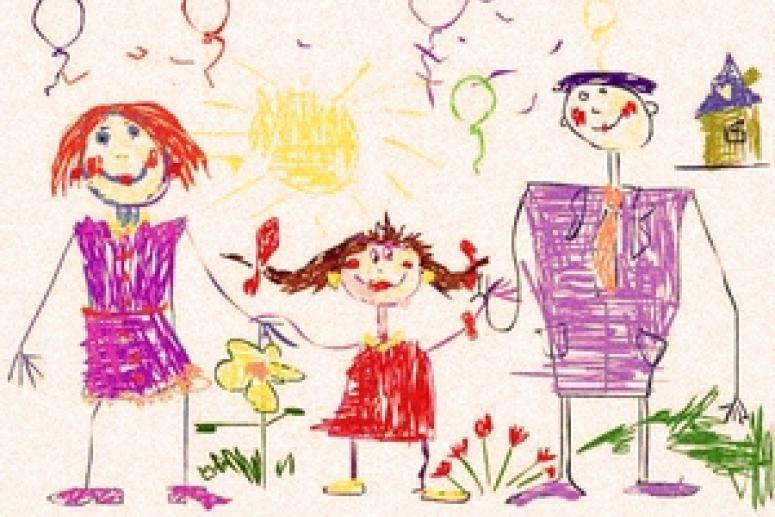 Что нарисовал ребенок? Анализ рисунка ребенка