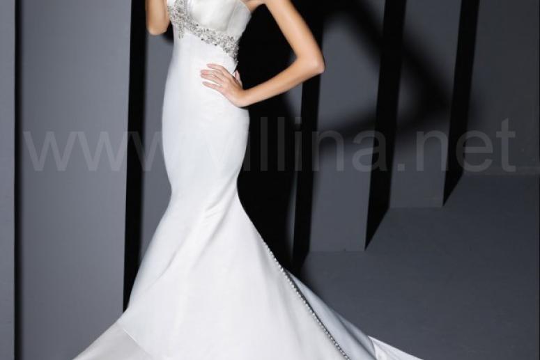 Модные свадебные платья 2015 года