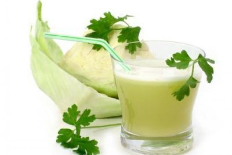 Капустный сок - полезные свойства