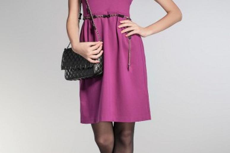 Модные платья для осени 2013 и зимы 2014, фото