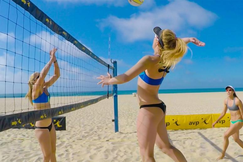 Самые популярные игры на пляже