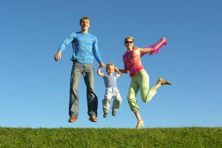 Родители подают пример своим детям. Как сделать так, что бы ребенок унаследовал от вас все самое хорошее?