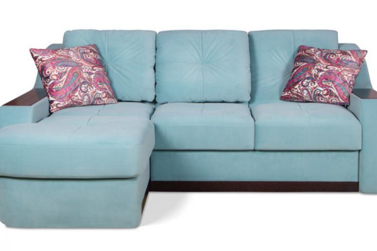 Оформление гостиной в стиле прованс: выбираем мягкую мебель