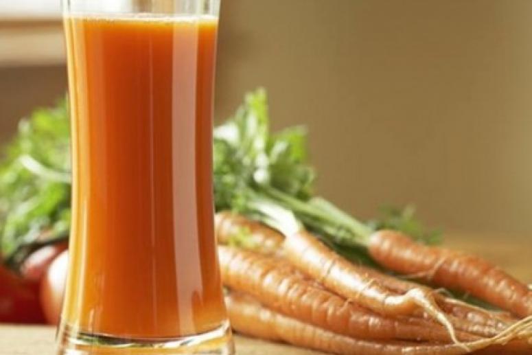 Морковный сок - польза