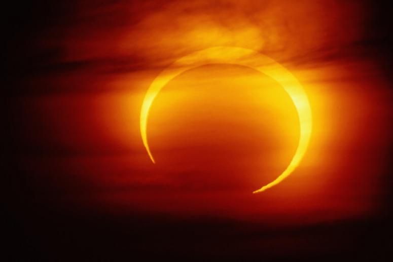 Солнечное затмение 2 июня 2011 года