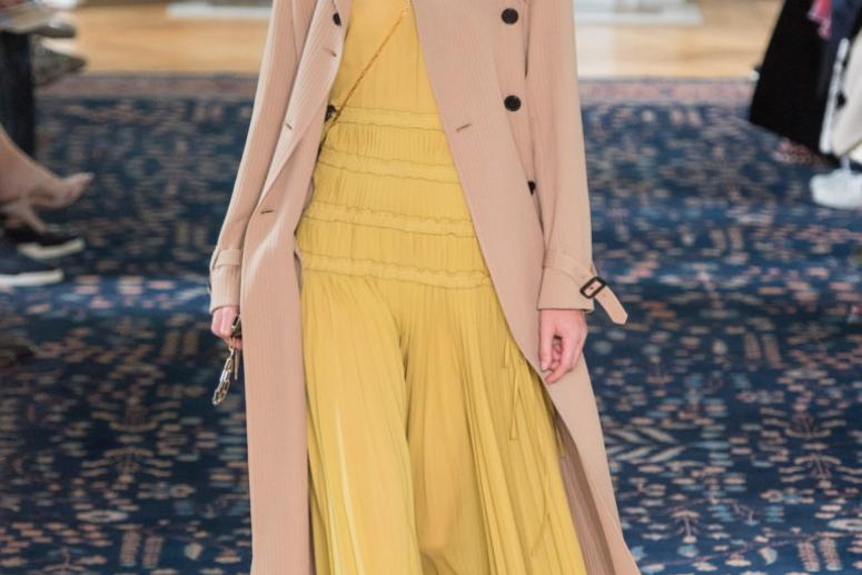 Тенденции пальто 2017