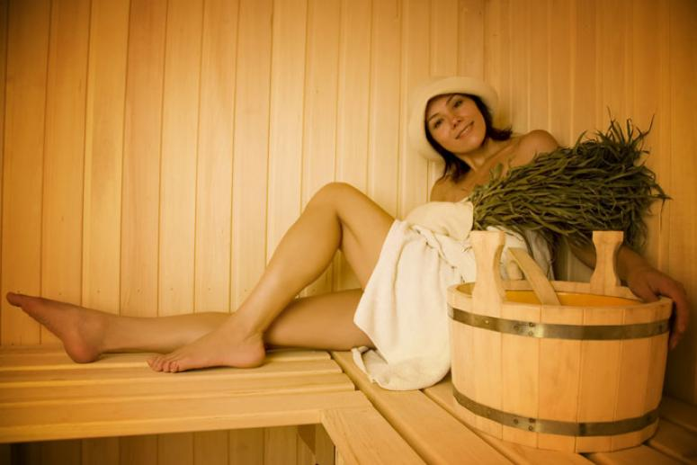 Похудение в бане: маски, обертывания и другие процедуры