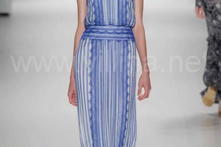 Модные платья в пол весна-лето 2015 коллекция Spring 2015