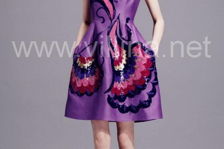 Модные платья, сарафаны весна-лето 2015 коллекция Resort