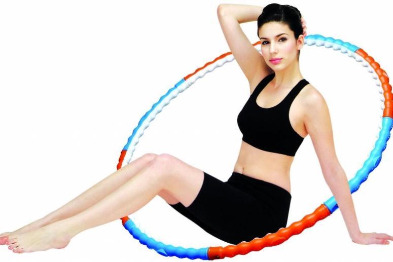 Обруч для похудения (хула-хуп): выбор, использование, упражнения