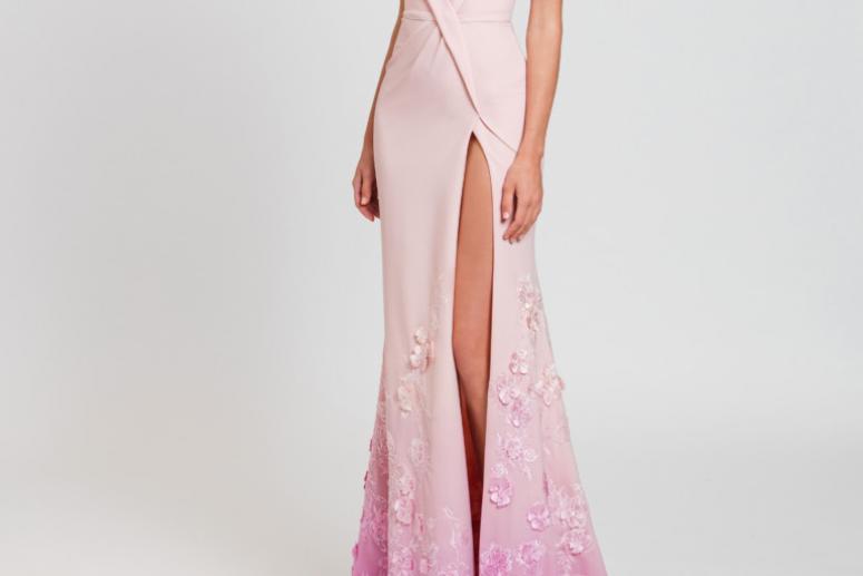 Платья для выпускного бала - модные тренды 2017