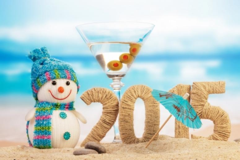 Новогодние открытки 2015 - поздравительные открытки с Новым Годом 2015