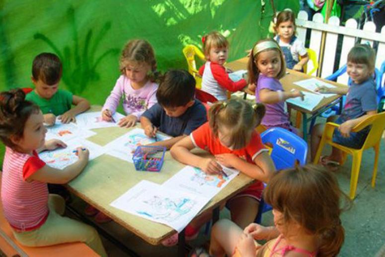 Оптимальный возраст ребенка для детского сада