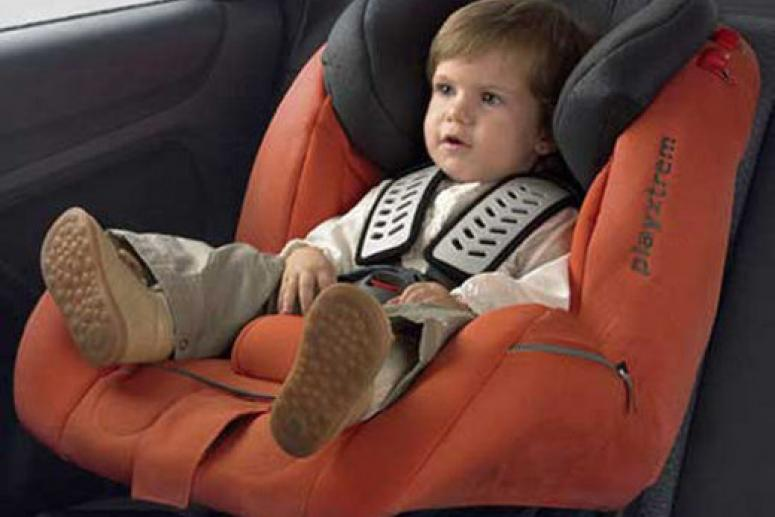 С ребенком в дороге