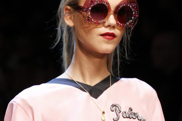 Модные женские солнцезащитные очки весна-лето 2017