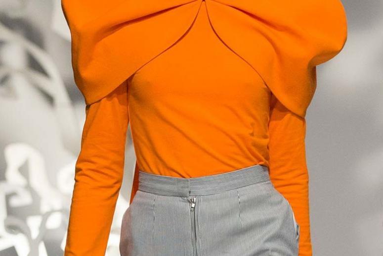 Модные блузки и рубашки осень-зима 2015-2016. ФОТО