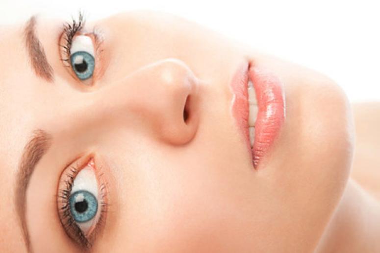 Увлажняем кожу лица