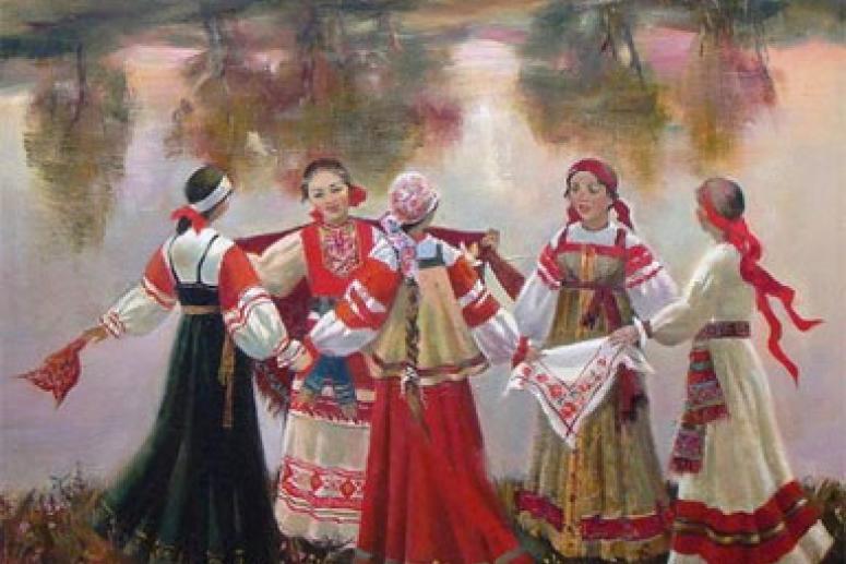 Красная горка - традиции и обряды
