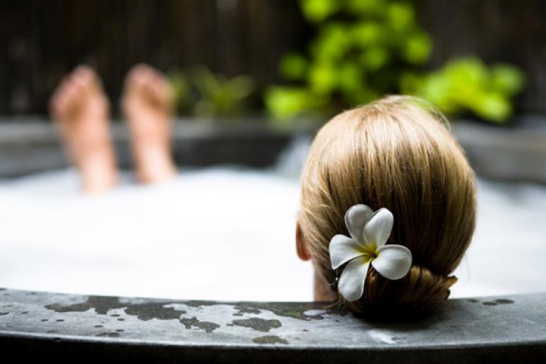 Ванна поможет похудеть