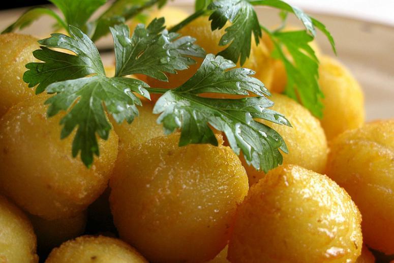 Картофельная диета: минус 5 кг в месяц