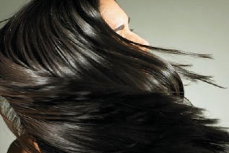 История красивых и здоровых волос...