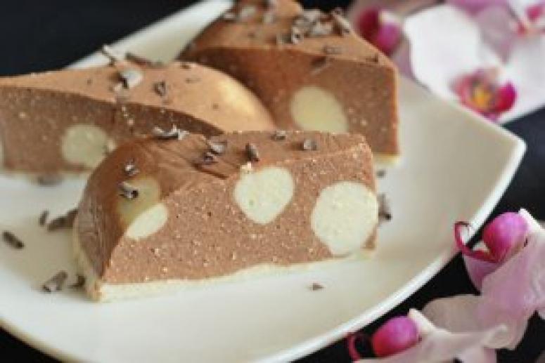 Десерт Шоколадные облака