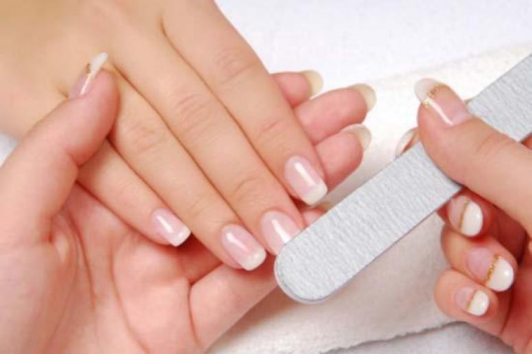 Маникюр: Обработка ногтевой пластины. Формы ногтей