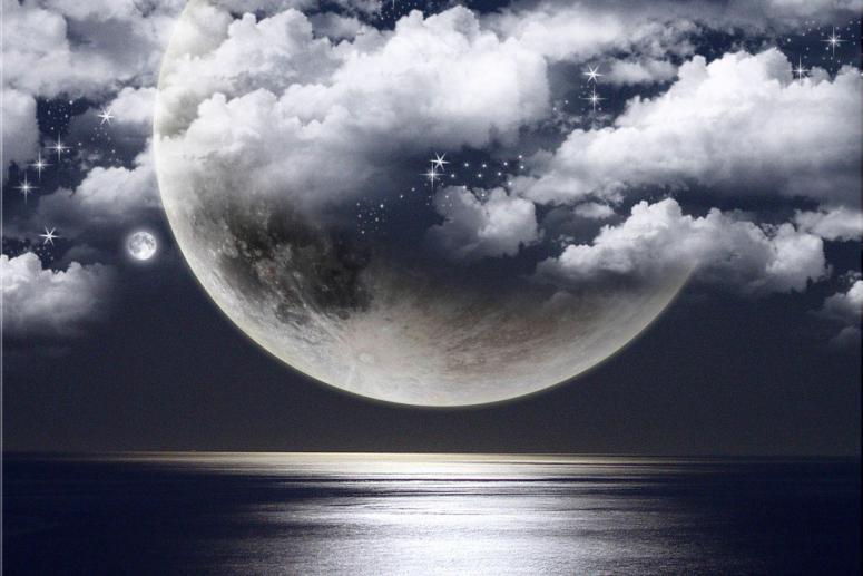 Лунный календарь на октябрь 2012 года
