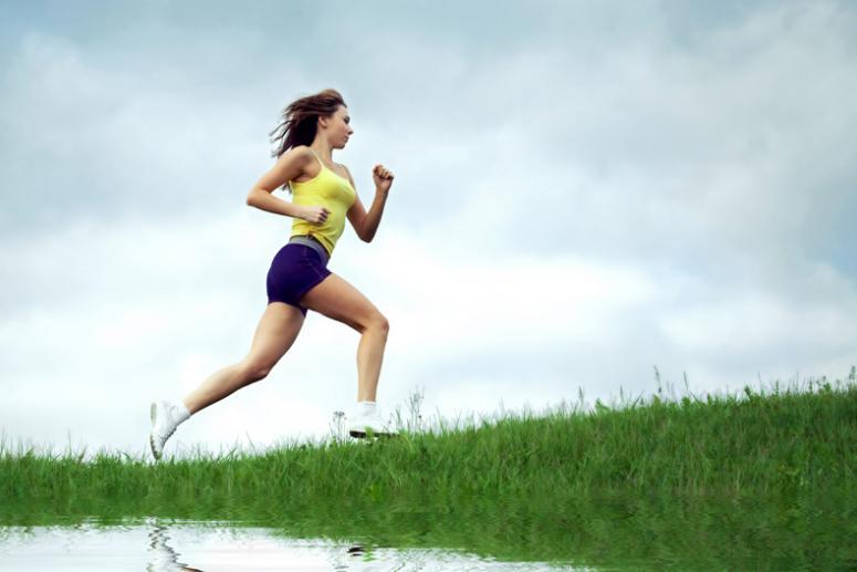 Бег. Как правильно бегать