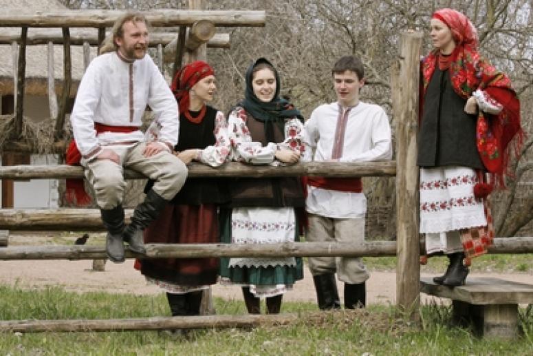Народный праздник: Кузьминки (День Кузьмы и Демьяна)