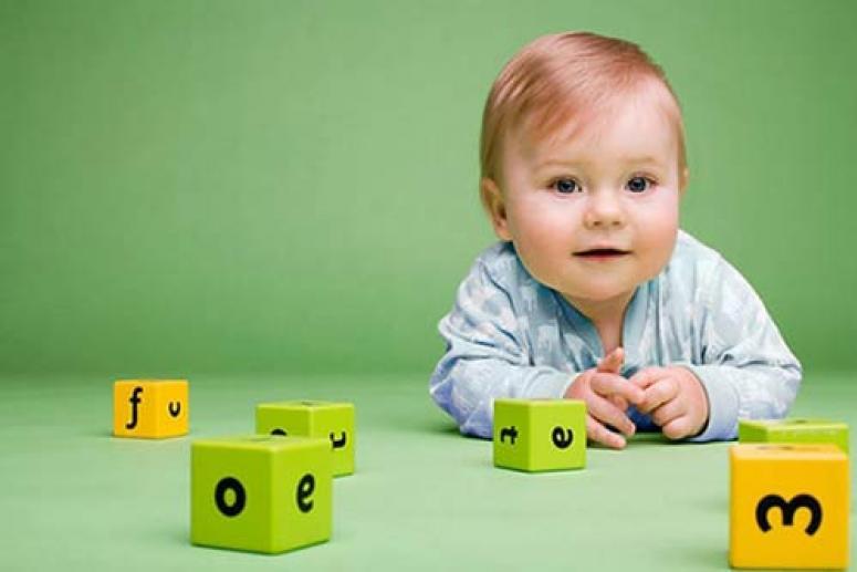 Развитие ребенка от 5—6 до 9—10 месяцев