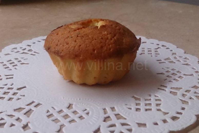 Кексы с творогом. Как приготовить творожные кексы? Очень простой рецепт.