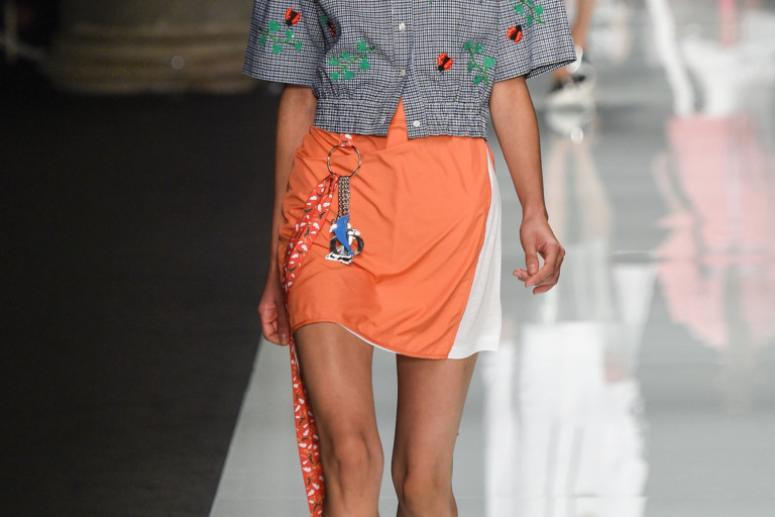 Стильные юбки в сезоне весна-лето 2017 - новые фото