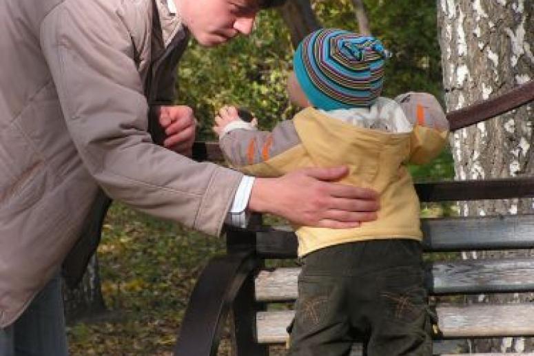 Как воспитывают отцы своих детей