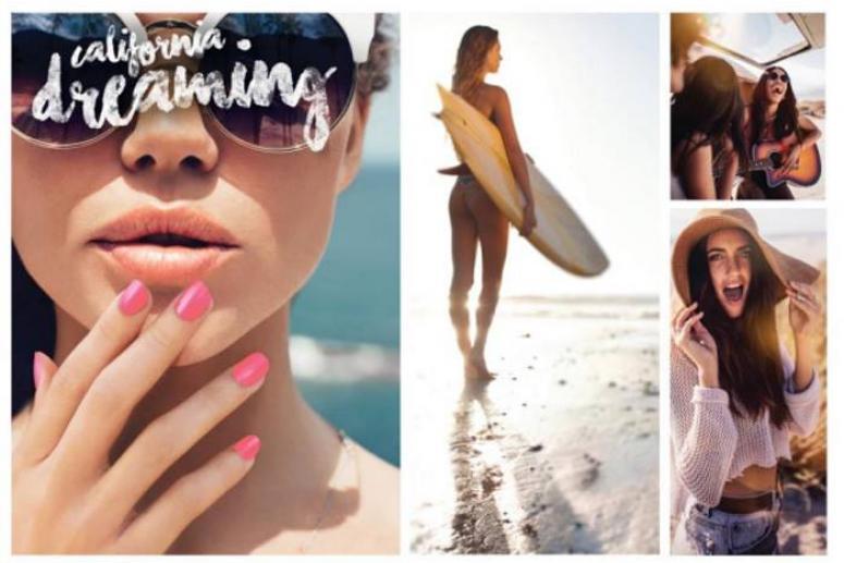 Модный маникюр весна-лето 2017: узоры и цвета, фото