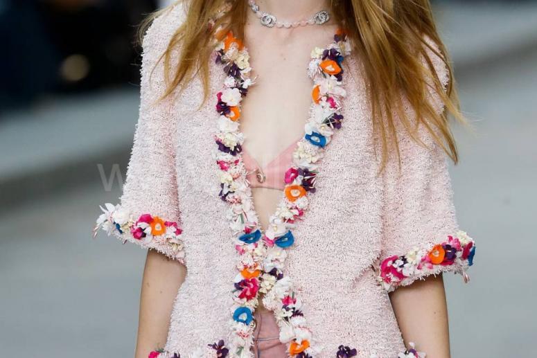 Мода. Жакеты весна-лето 2015