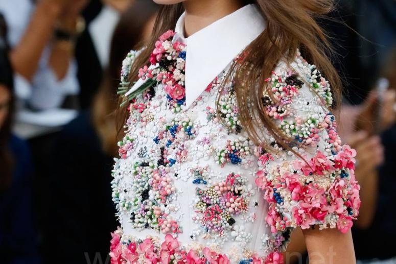 Коллекция Chanel весна - лето 2015