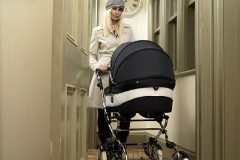 Как выбрать конверт в детскую коляску?