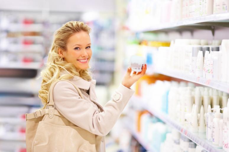 Общее правило для всех косметических масок, приобретенных в магазине