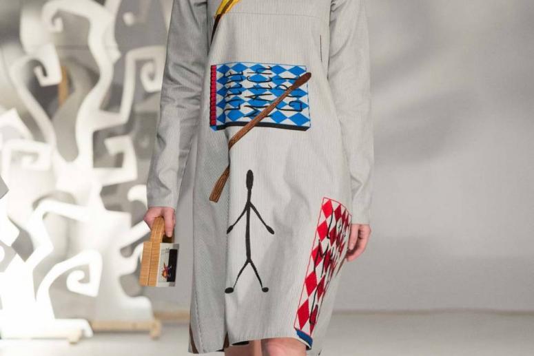 Модные платья осень-зима 2015-2016. ФОТО
