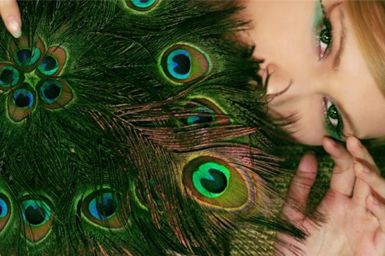 Зеленый макияж: подчеркнем ваши глазки!
