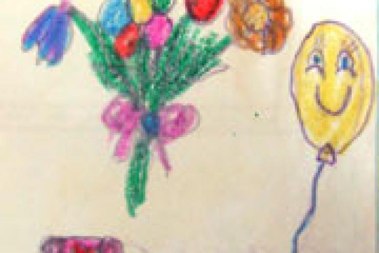 Цвета в рисунке ребенка. Раскрываем значения цвета в рисунке ребенка