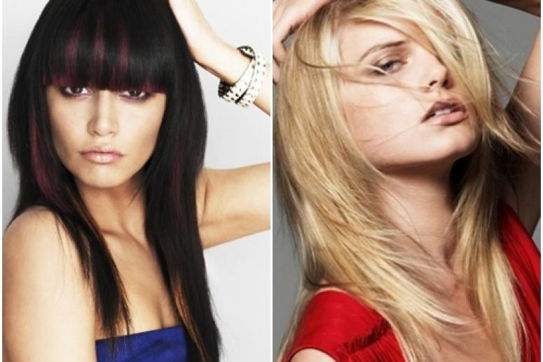 Модные прически и стрижки для длинных волос, фото